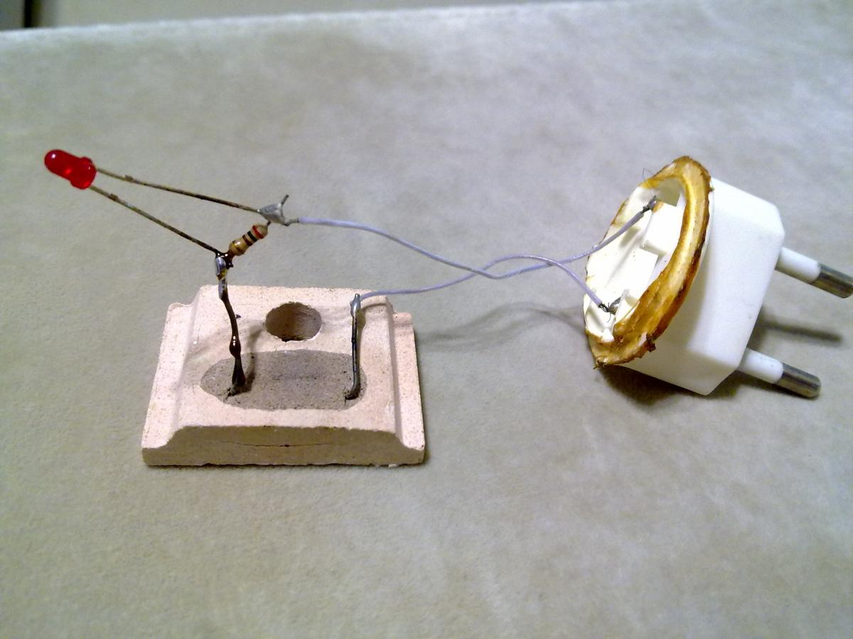 Электрофумигатор своими руками