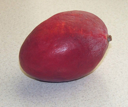 "Мммм... ""Mango fruity, fresh and juicy""© Bandra Buggers"